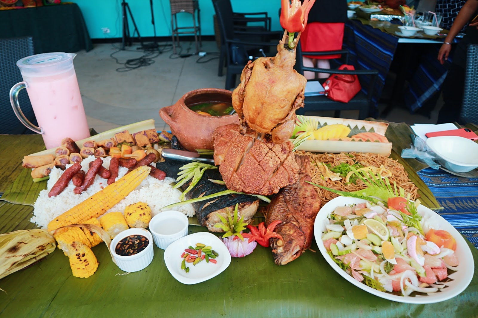 RBG Bar and Grill Boodle Fight Meal Park Inn by Radisson Davao