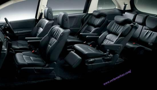 Honda Odyssey Next Redesign Interior