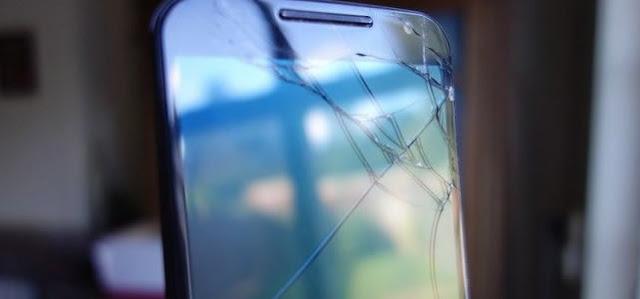 Pesquisadores criam tela de smartphone que se conserta sozinha.
