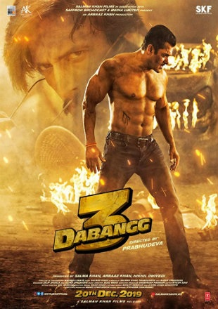 Dabangg 3 2019 Full Hindi Movie Download Hd In DVDScr