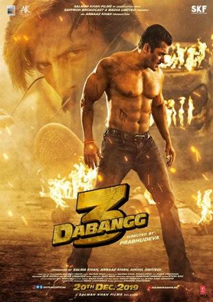 Dabangg 3 2019 Full Hindi Movie Download Hd In DVDScr
