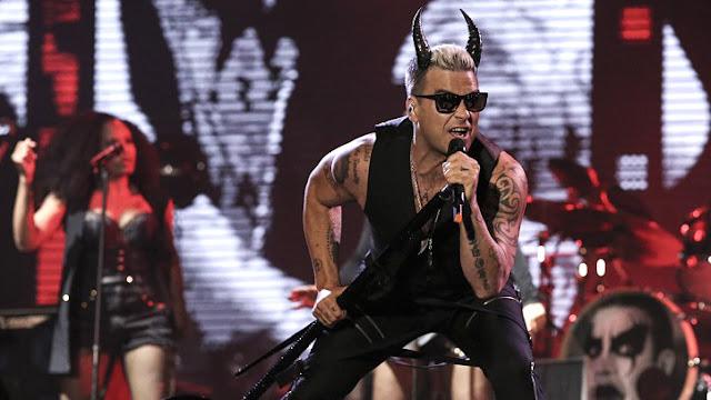Robbie Williams on Tour