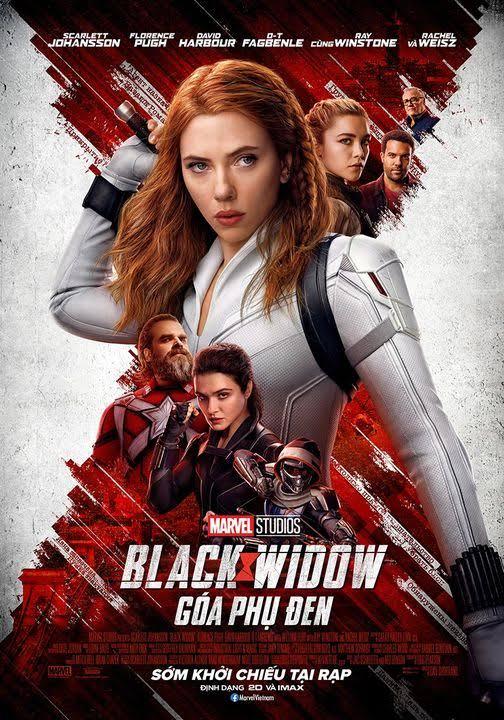 Góa Phụ Đen - Black Widow (2021) (2021)