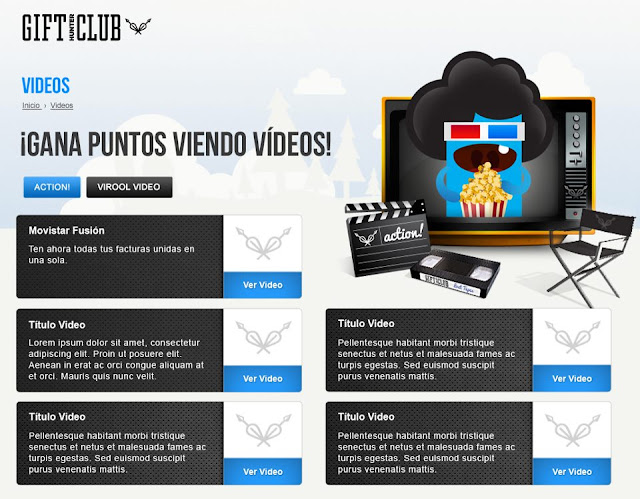Videos Gift Hunter Club