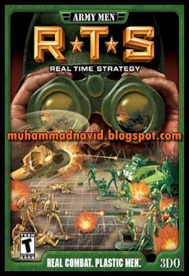 Army Man Games Online 74