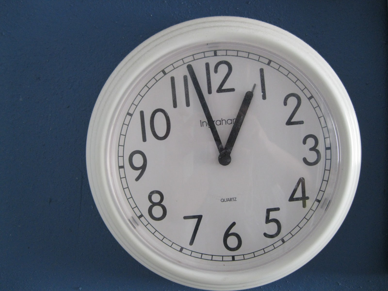 Blogging With Goodly Intentions Teaching How To Tell Time