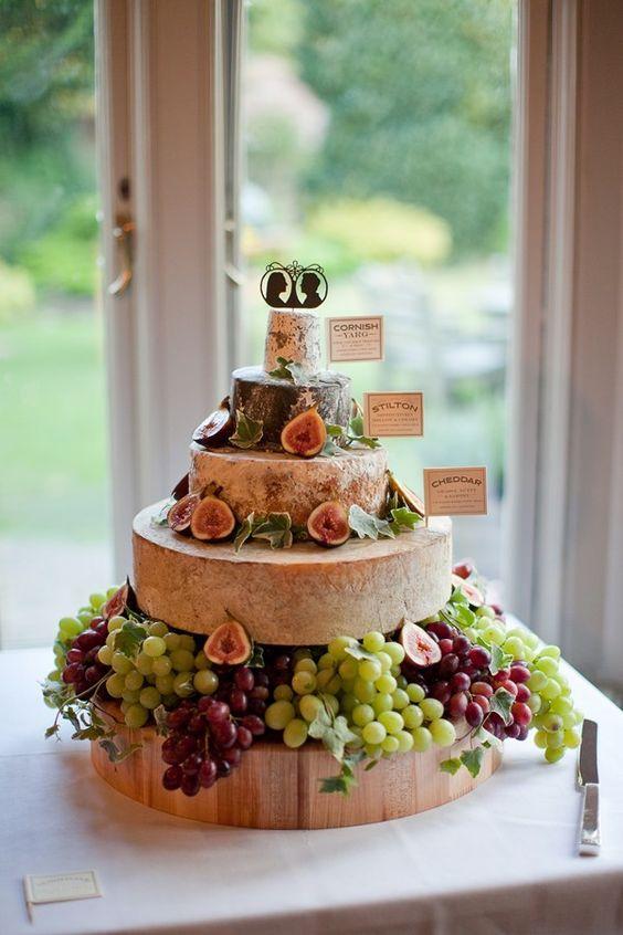 Tort serowy, tort z serów, inne pomysły na tort weselny, Tort weselny, przyjęcie weselne, wesele, słodki stół', słodkości na weselu, organizacja wesela, dekoracja stołu słodkiego, Inspiracje ślubne