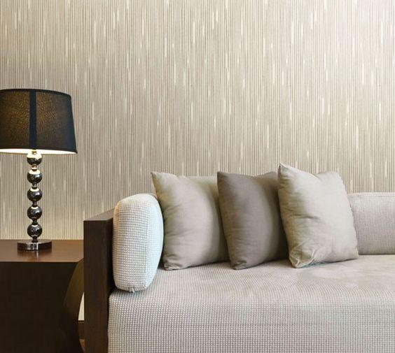 70 Motif Wallpaper Pilihan Untuk Dinding Ruang Tamu Rumahku Unik