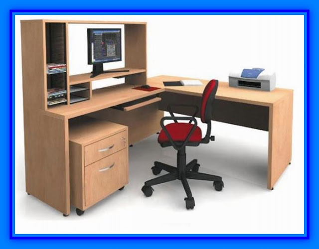 Escritorio para oficina modernos de melamina  Web del