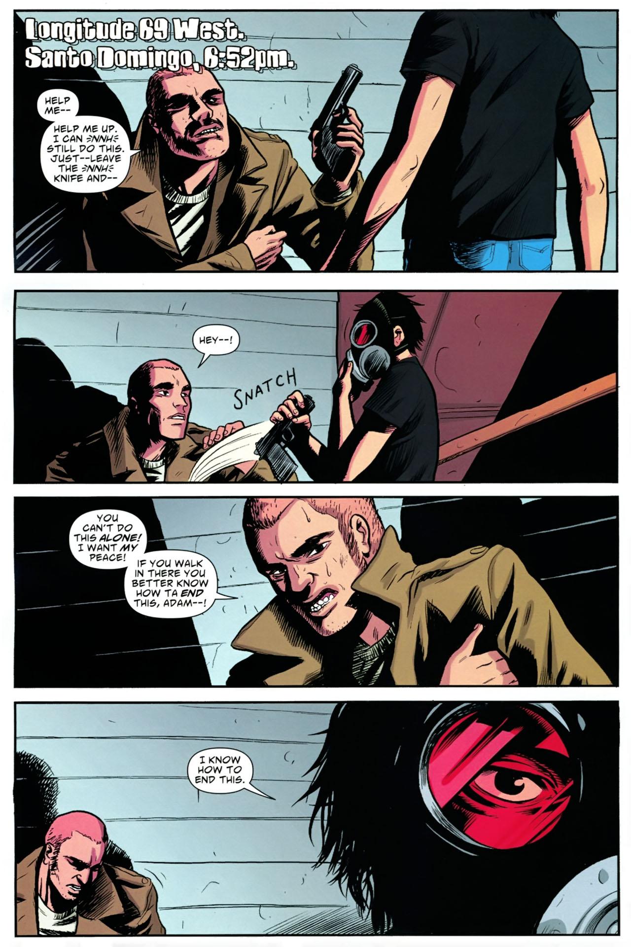 Read online American Virgin comic -  Issue #23 - 17