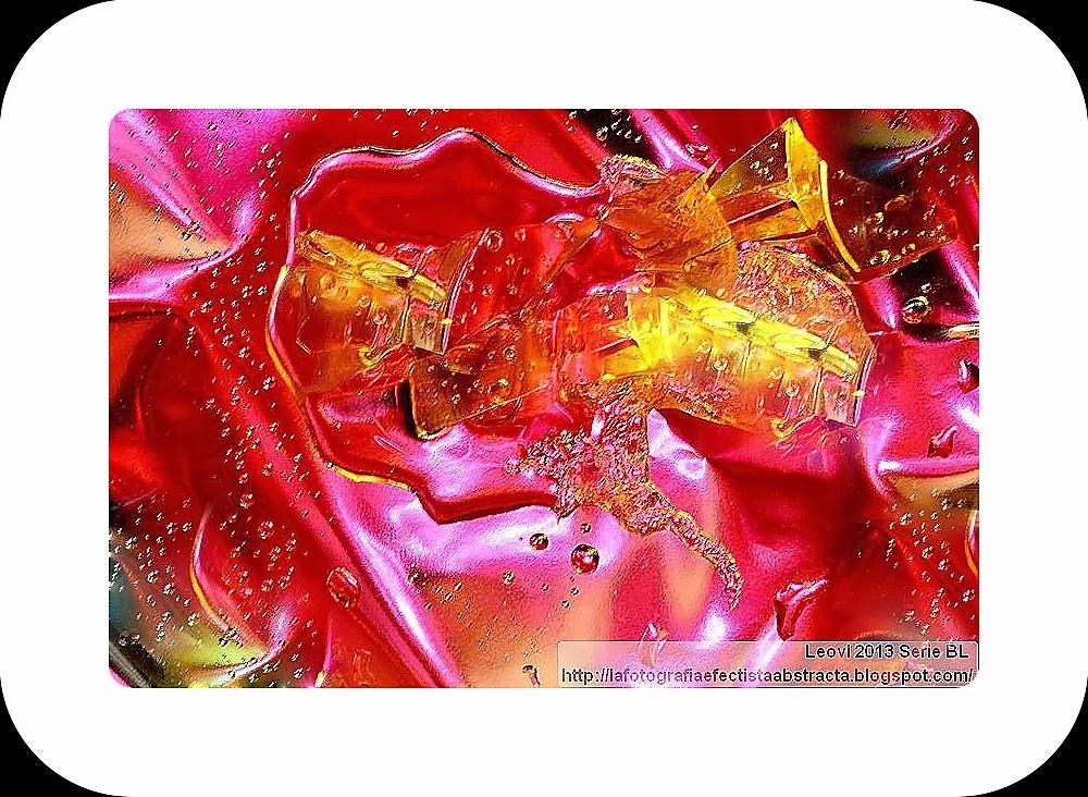 Foto Abstracta 2953 Flor de Pasión - Flor de la Pasión