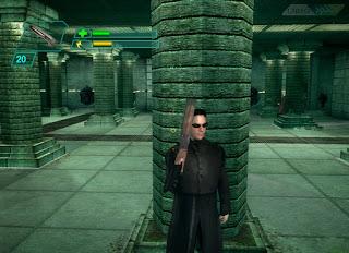 Gambar terkait dari Game The Matrix: Path of Neo