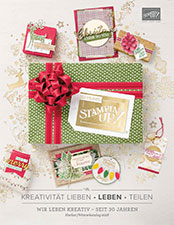 Stampin´UP! Herbst-Winterkatalog 18