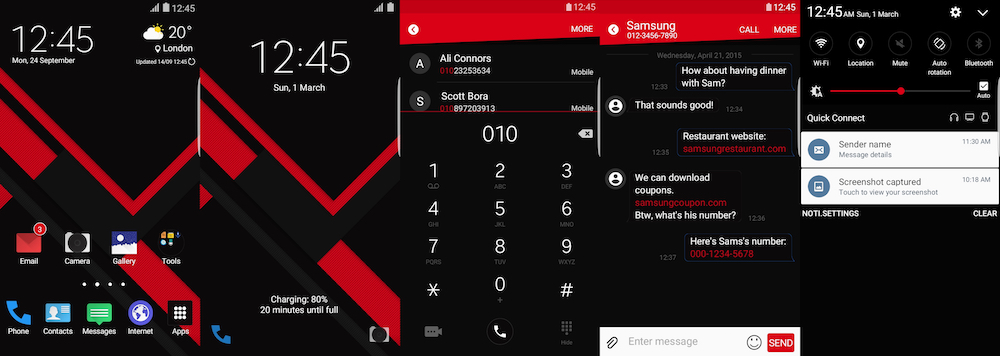 Samsung Best #Themes Of the Week: A whopping 123 themes released