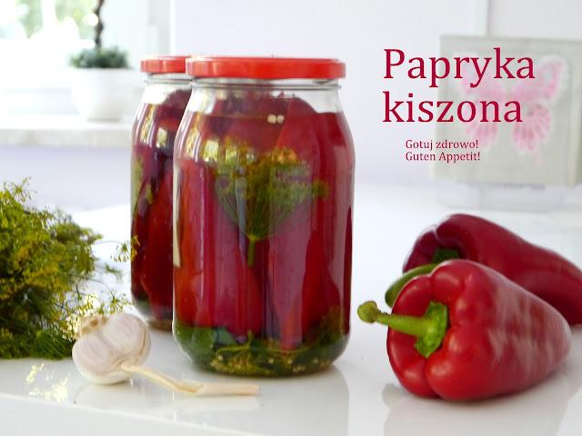 Papryka kiszona - zimowe zapasy - Czytaj więcej »