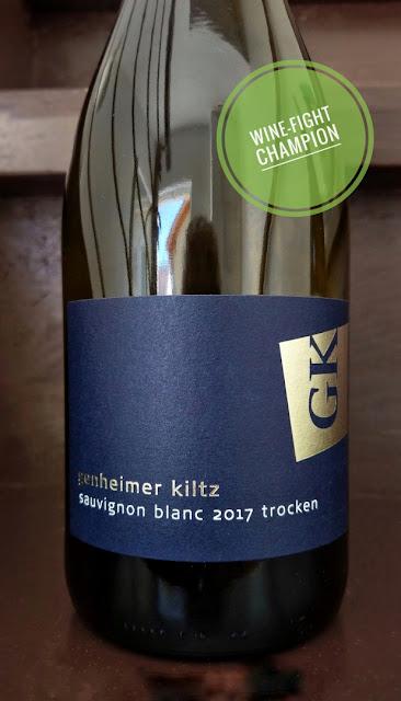 Sauvignon blanc Genheimer-Kiltz