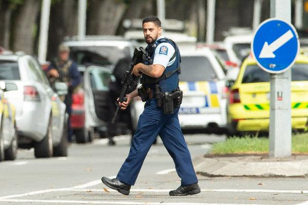 Forty killed, more than 20 injured in New Zealand mosque shootings