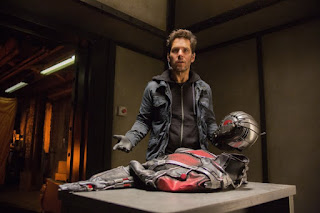 Paul Rudd Ant-Man Marvel superhero