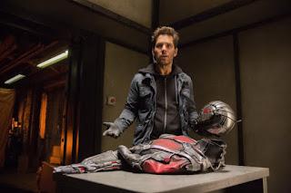 Paul Rudd Ant-Man Marvel superhero