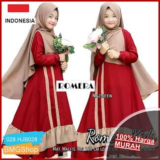 HJB028 Baju Muslim Anak Romera BMGShop