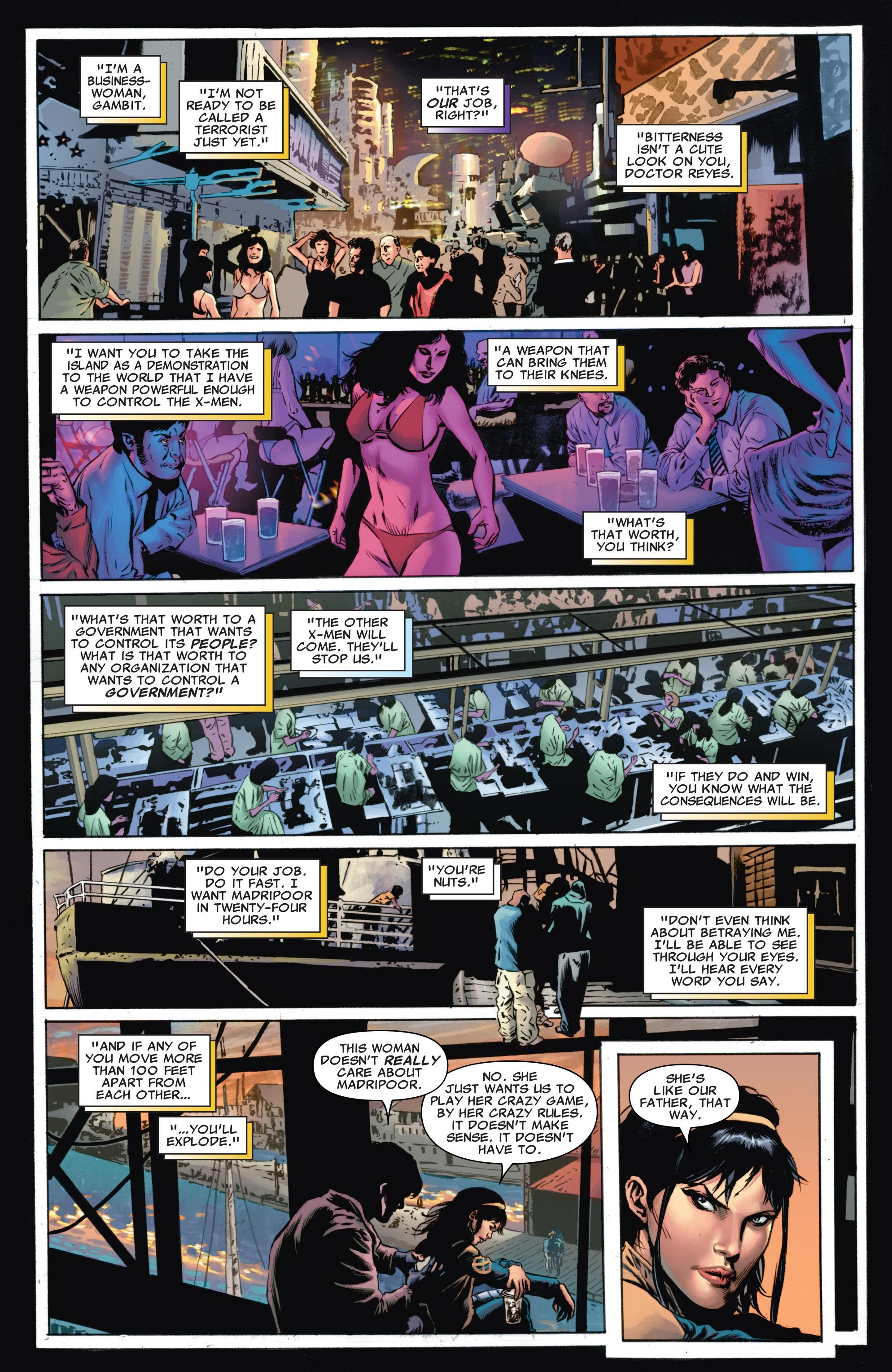 Read online Astonishing X-Men (2004) comic -  Issue #54 - 14