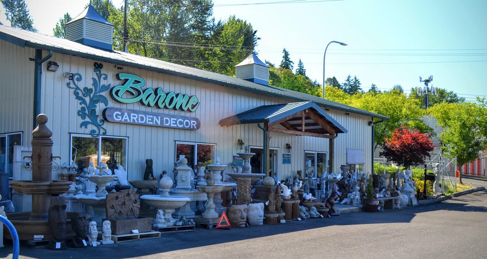 the outlaw gardener: barone garden decor
