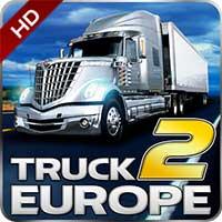 Truck Simulator Europe 2 HD 1.0.5 APK+Mod Unlimited Money APK