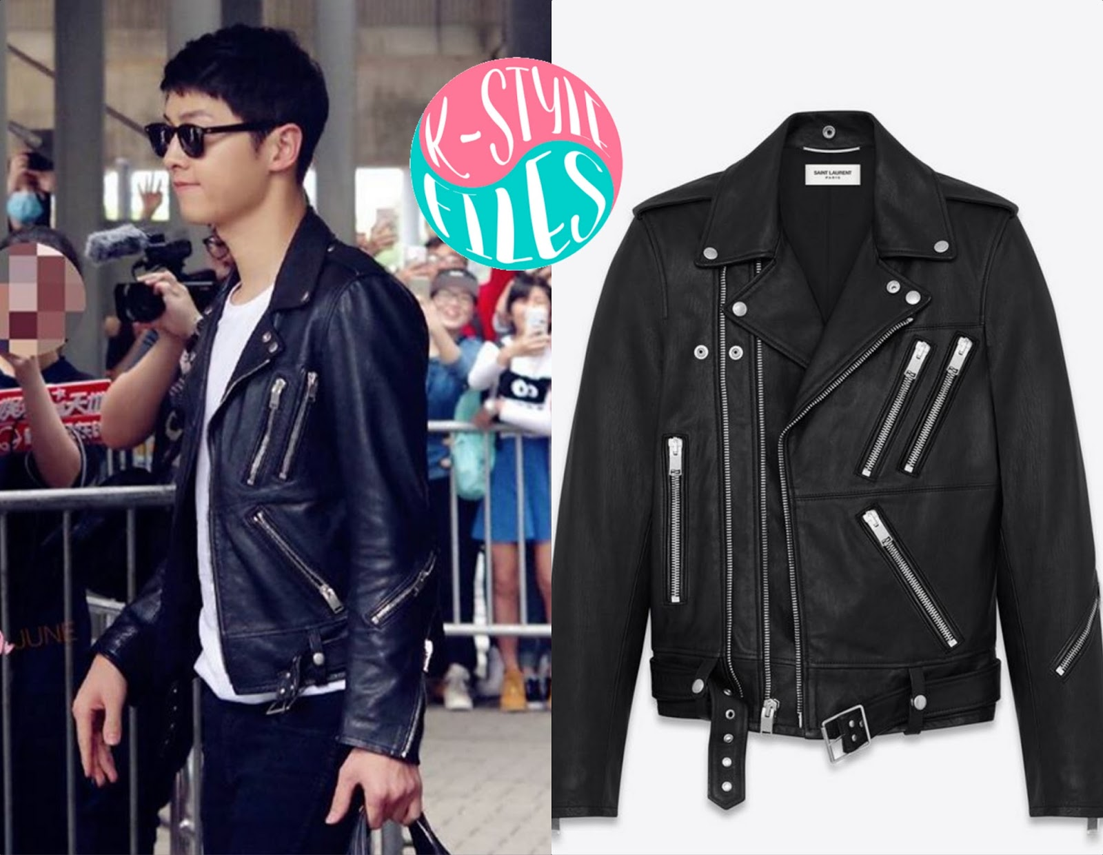Leather jacket song - Leather Jacket Song 48