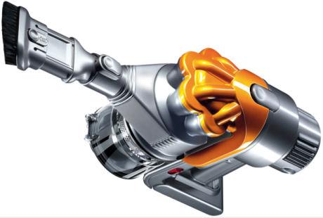 Dyson Dc16 Handheld Vacuum Cleaner Portable Vacuum Cleaner