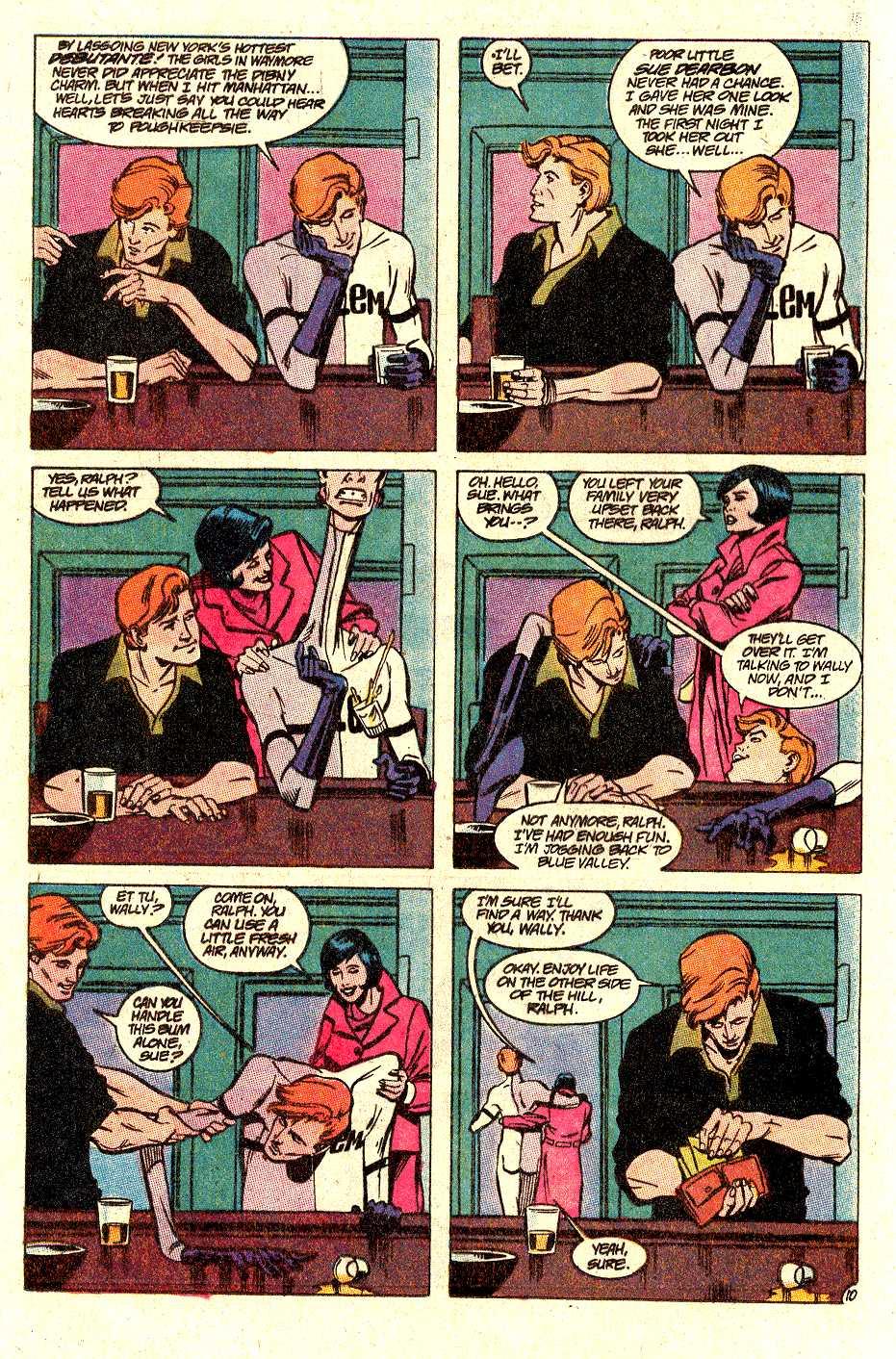 Read online Secret Origins (1986) comic -  Issue #30 - 12