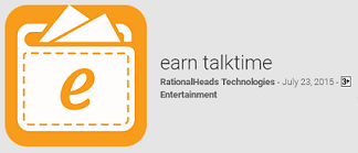 earn talktime android