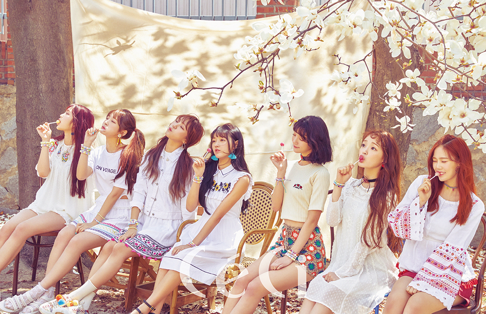 Oh My Girl Korean Girl Group