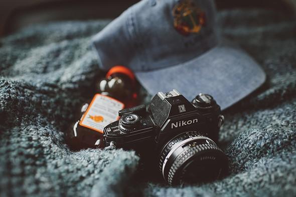 Пленочная камера Nikon