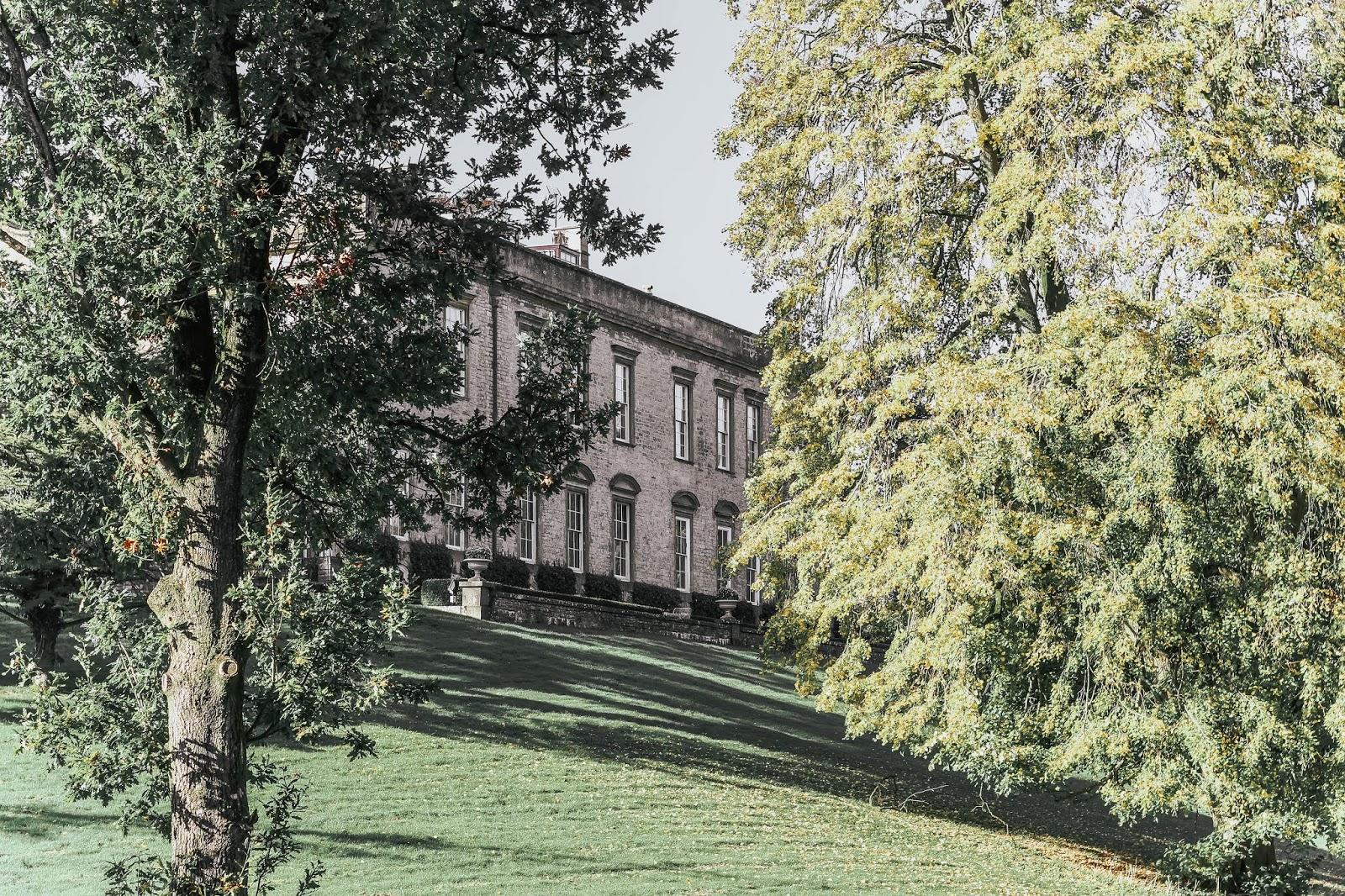 Ston Easton Park Hotel Garden Travel Blog Review