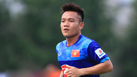 Cầu thủ Đinh Thanh Trung.