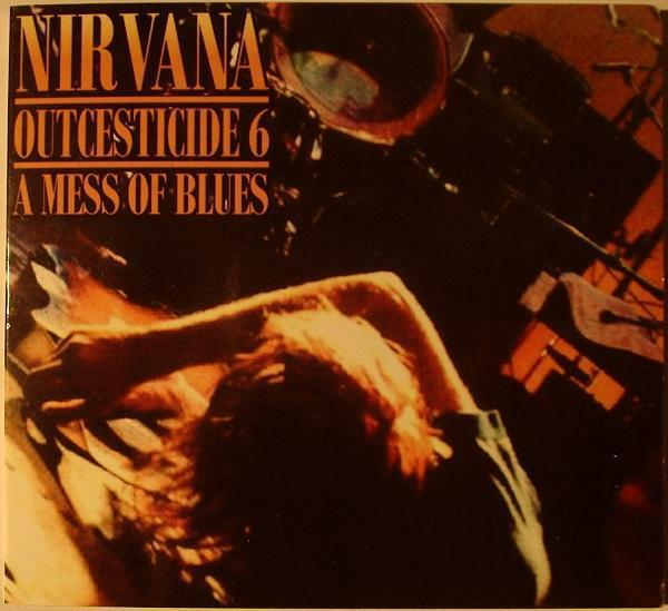 Nirvana love buzz live in austria 1989 - 5 2