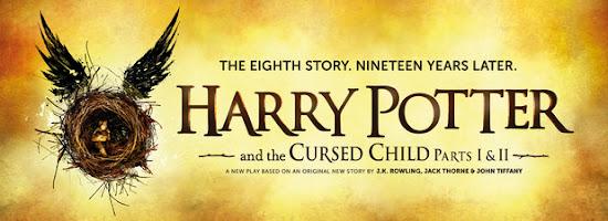 Livro 'Harry Potter and The Cursed Child' chega hoje às livrarias | Ordem da Fênix Brasileira
