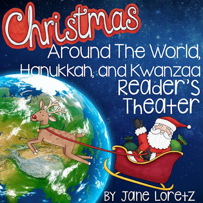 See Jane Teach Multiage: Christmas Around the World