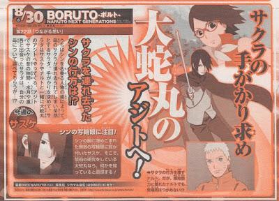 Bocoran Resmi Episode 21 Boruto: Naruto Next Generations