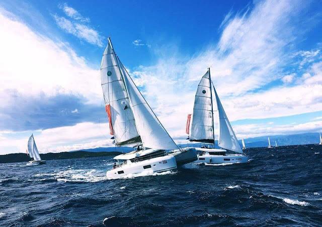 Στο Ναύπλιο και το 9ο  Catamarans Cup