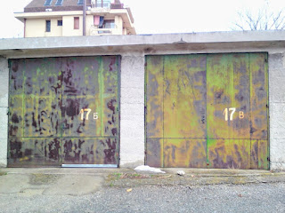 Garages, Two toned, Colours, Yambol,