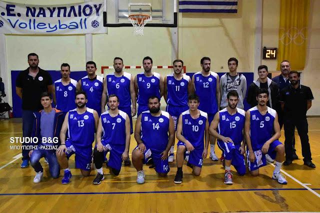 Νίκησε την Ολυμπιάδα Λεχαίου ο Οίακας 74-80