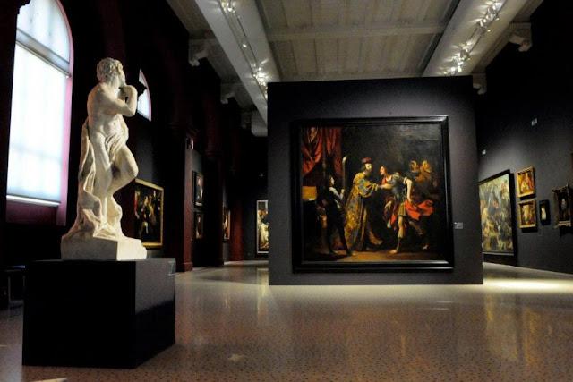 Museu de Belas Artes en Marselha