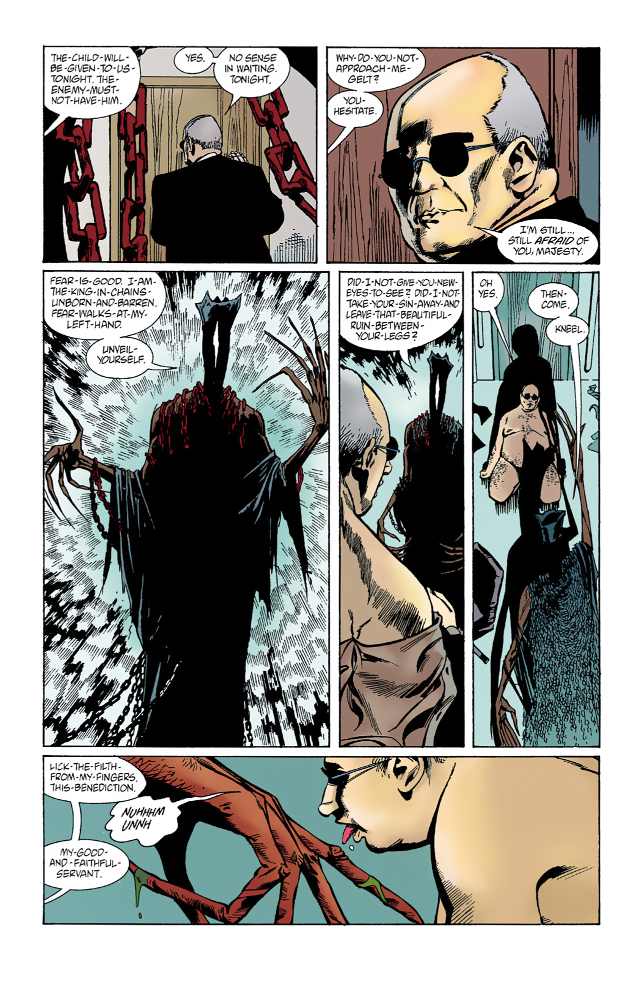 The Invisibles (1994) 1 Page 29