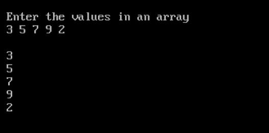 Arrays in C - Part 2