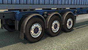 Alcoa wheels for trailers