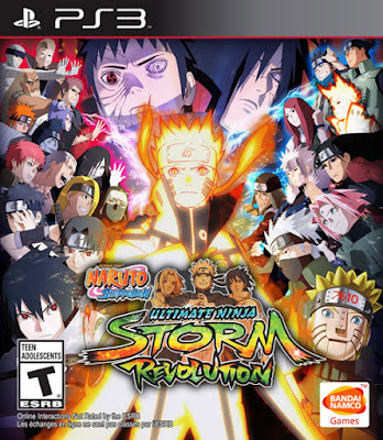 Naruto Shippuden: Ultimate Ninja Storm Revolution - (Xbox 360) Torrent