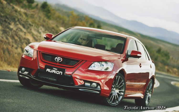 2018 Toyota Aurion Review Specs, Price, And Release Date