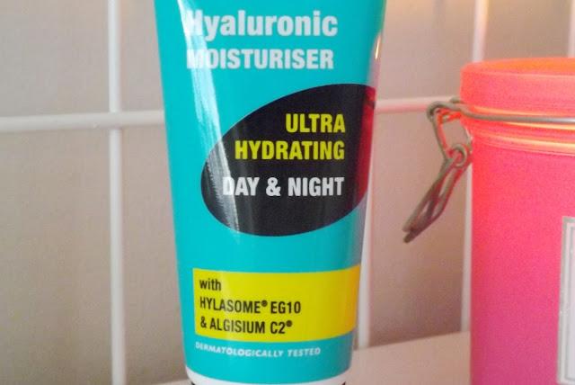 Skincare Routine | Balance Hyaluronic Moisturiser  - Bottle