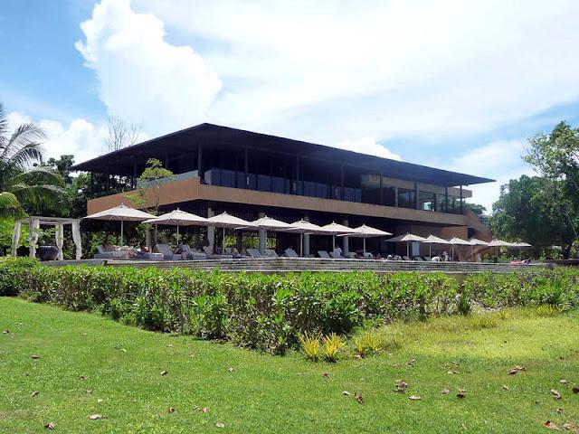 Amorita Resort Bohol Saffron Restaurant